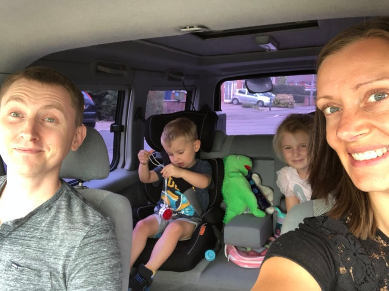 How to pack light for a family road trip 3