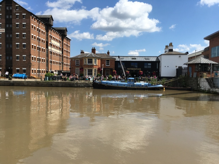 free family days out gloucester docks