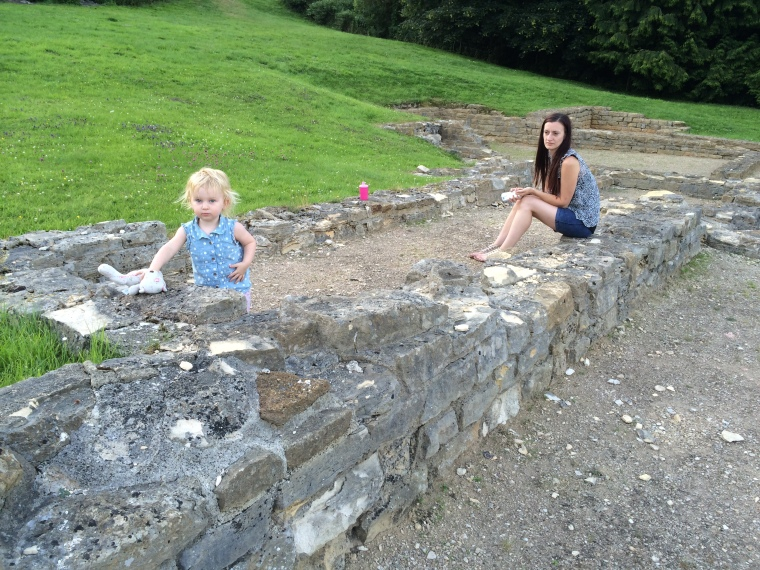free family days out great roman villa witcombe gloucestershire