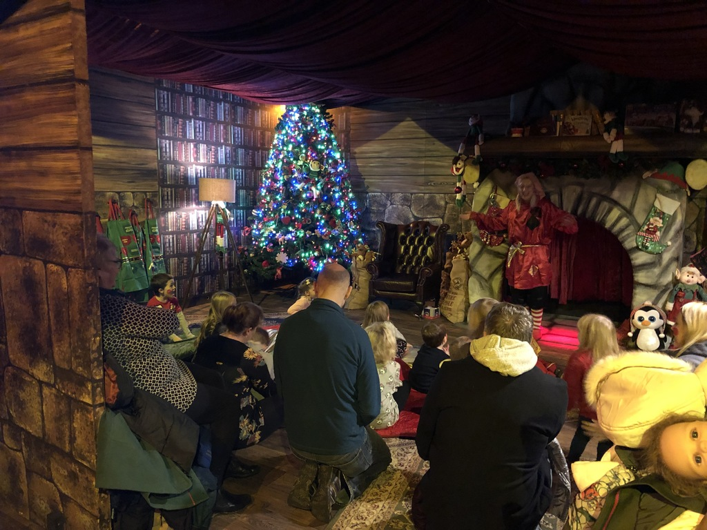 bluestone wales resort cottage holiday review twixmas kingdom of the elves