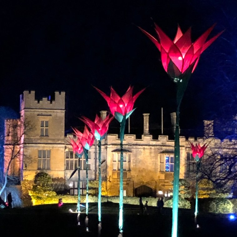 Sudeley Castle Spectacle of Light review and photos 2018 (4)
