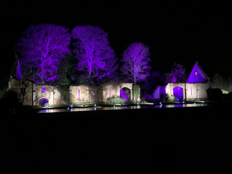 Sudeley Castle Spectacle of Light review and photos 2018 (7)
