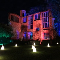 Sudeley Castle Spectacle of Light review and photos 2018