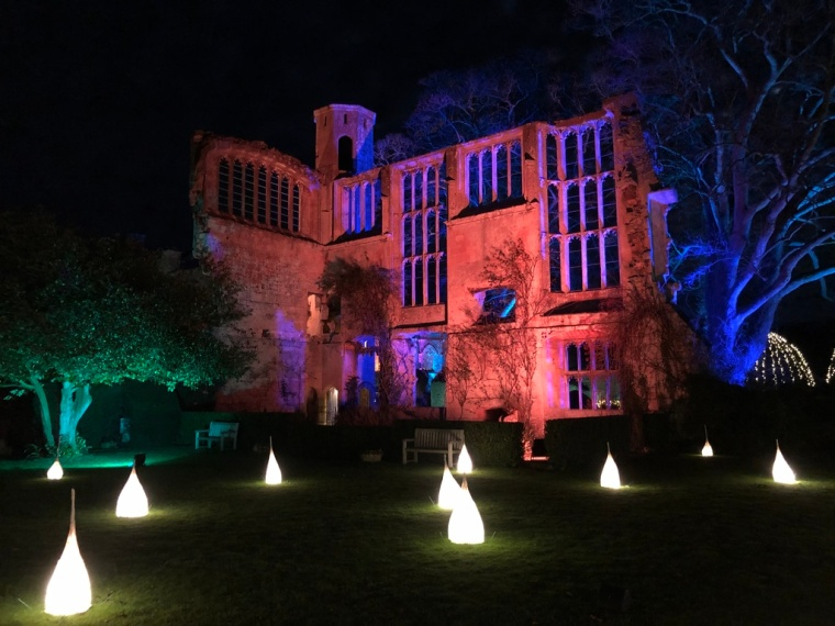 Sudeley Castle Spectacle of Light review and photos 2018 (8)
