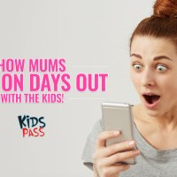 Save money + get discounts on family days out, food, cinema + travel with Kids Pass