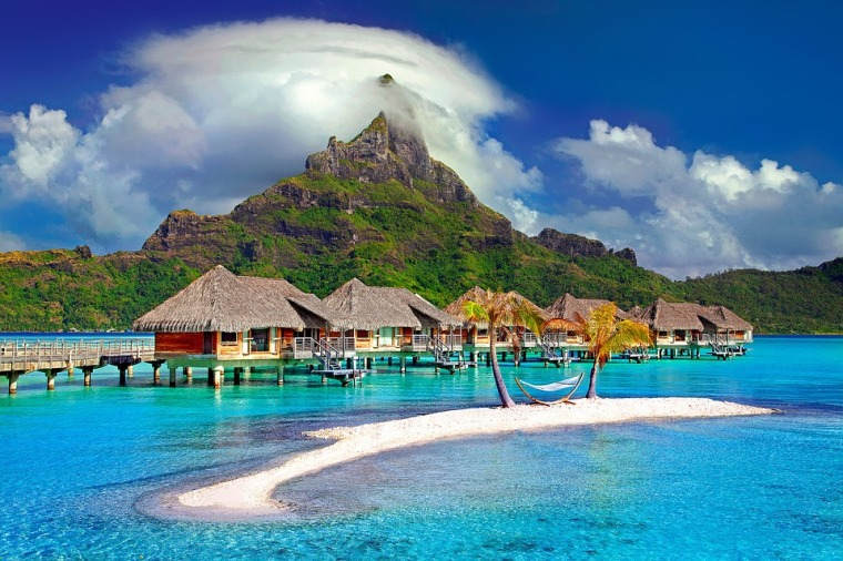 My top 10 honeymoon destinations Bora Bora