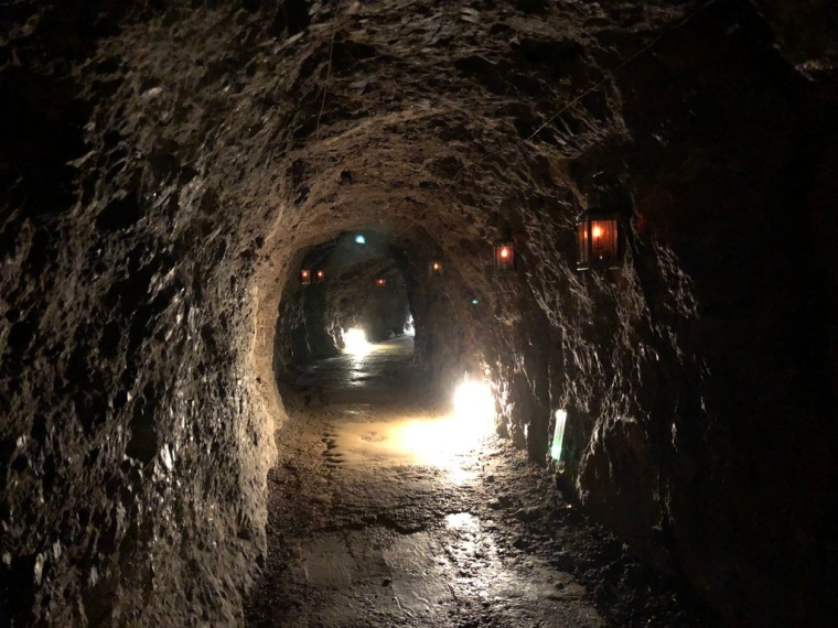 Wookey Hole caves review – kids go free!