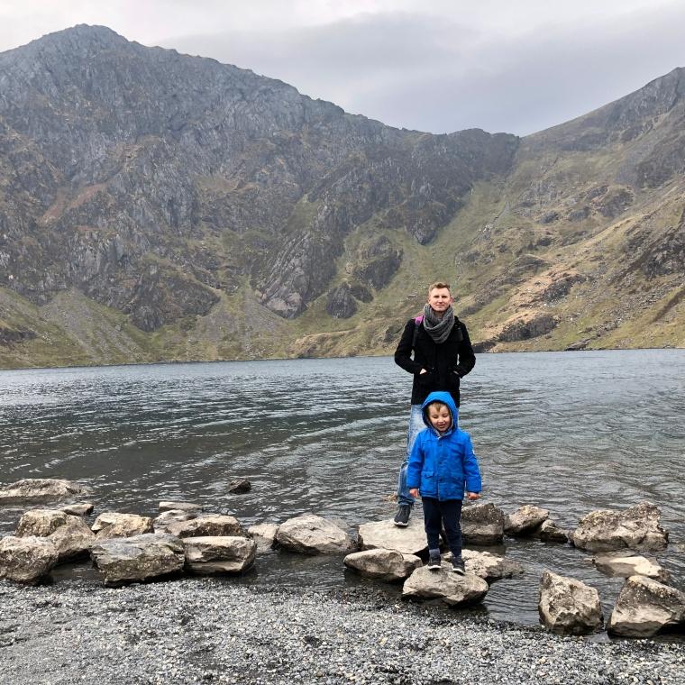 Cadair Idris - Snowdonia National Park with kids – 3 day travel diary