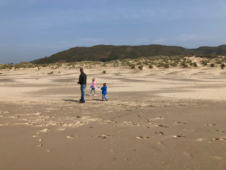 Aberdovey Beach - Snowdonia National Park with kids – 3 day travel diary