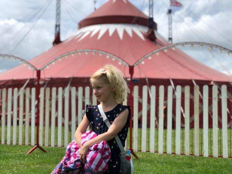 Circus Funtasia Review Family Day Out