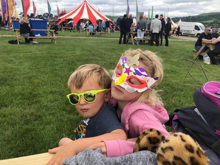 Cheltenham Wychwood Festival review