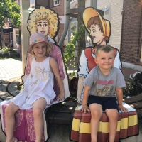 Europe family road trip day 4 - Soltau, Germany