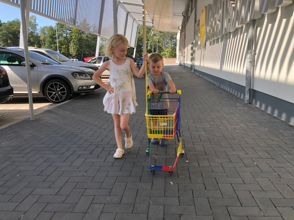 Europe family road trip day 4 – Soltau, Germany