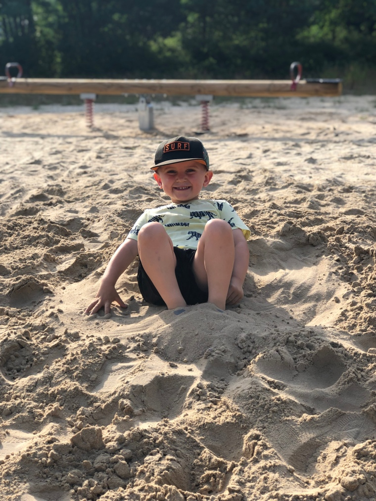 Europe family road trip day 5 - Munster, Germany