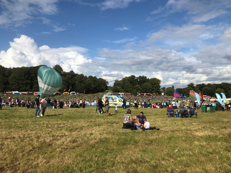 Bristol Balloon Fiesta free things to do with kids