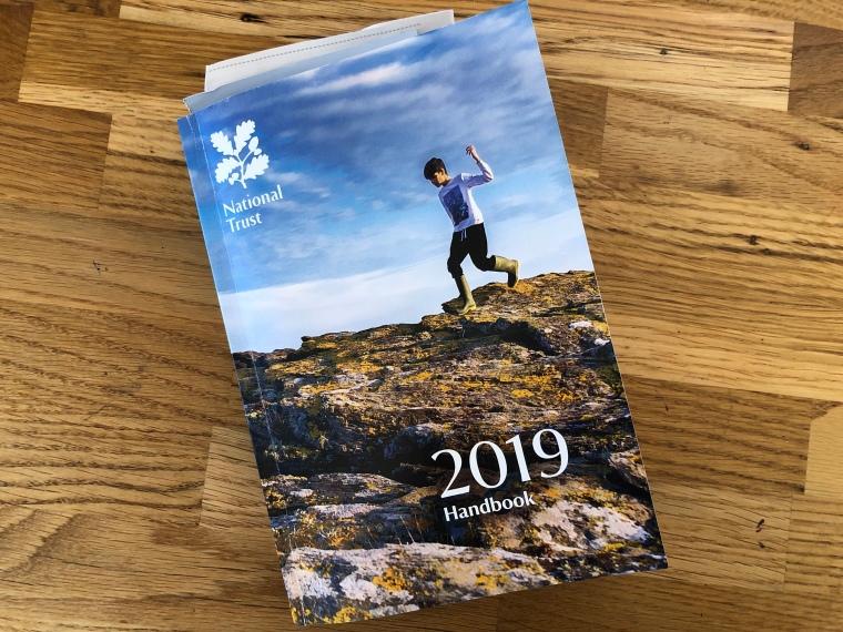 National Trust Handbook 2019