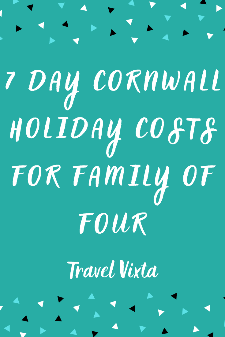 7 day Cornwall holiday costs for family of four in October (3)