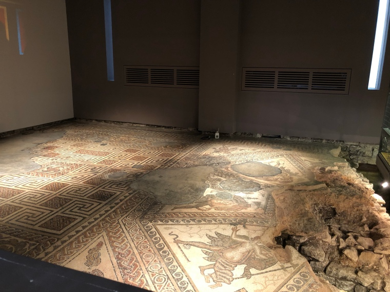 Chedworth Roman Villa review