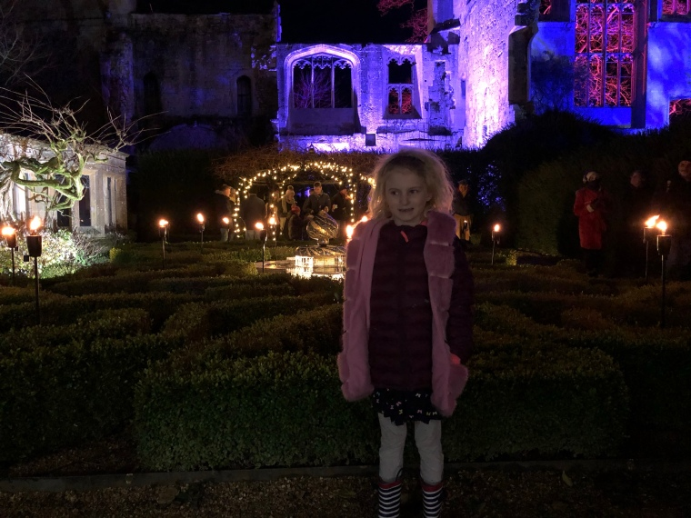 Sudeley Castle Spectacle of Light review 2019