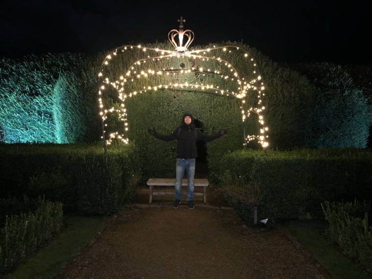 Sudeley Castle Spectacle of Light review + photos