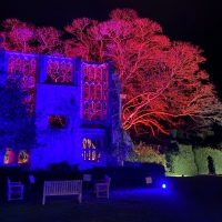 Sudeley Castle Spectacle of Light review + photos 2019