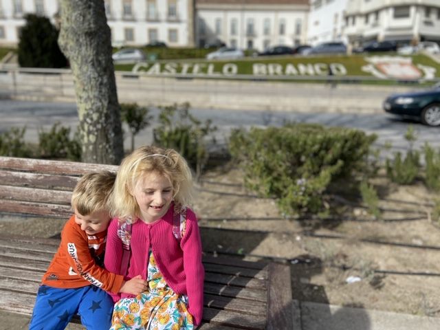 Family travel spending diary £1200 six nights portugal with kids