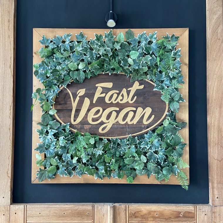 Fast Vegan - Top Instagram spots in Castelo Branco, Portugal