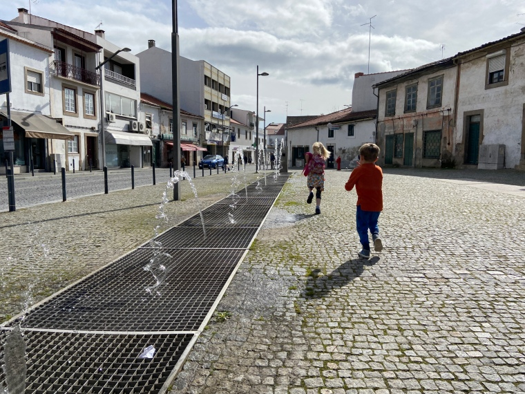 Fountains, Castelo Branco, Portugal, things to do with kids