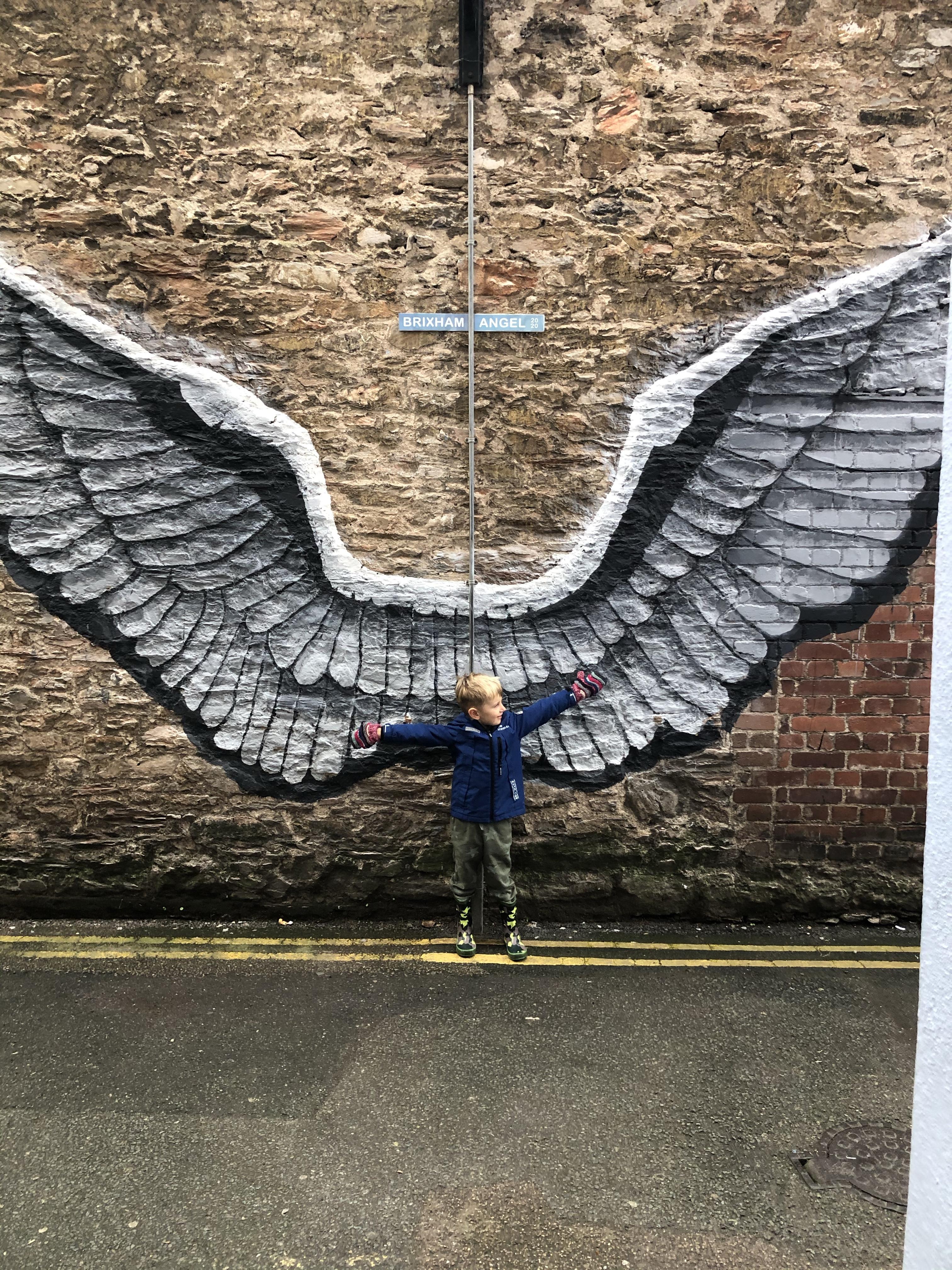Brixham angels