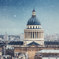 European city inspiration for a Christmas break