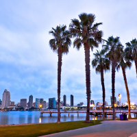 Top places to visit in San Diego as a couple