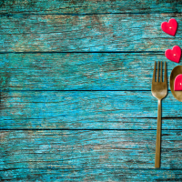 Can't go out for Valentine's? Here's how to create a restaurant experience at home!