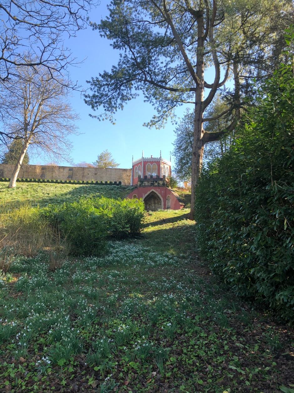 Painswick Rococo Garden February