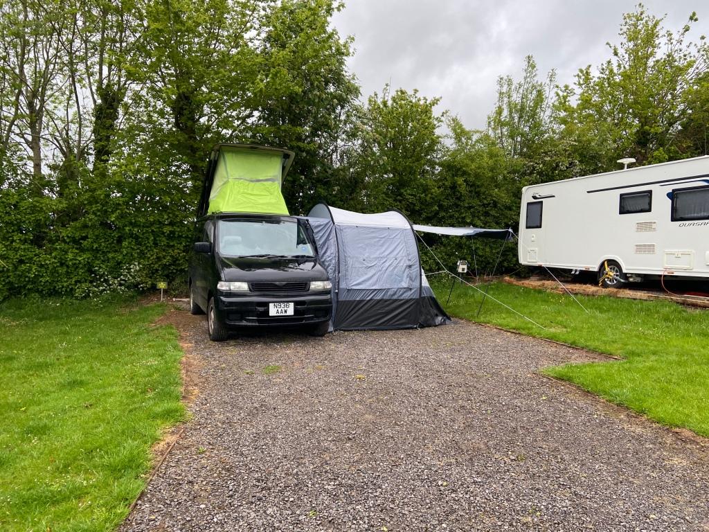 bucklegrove camping cheddar gorge