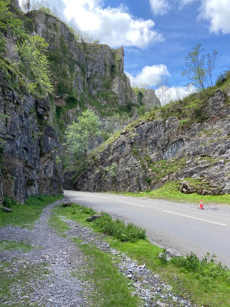 cheddar gorge road trip