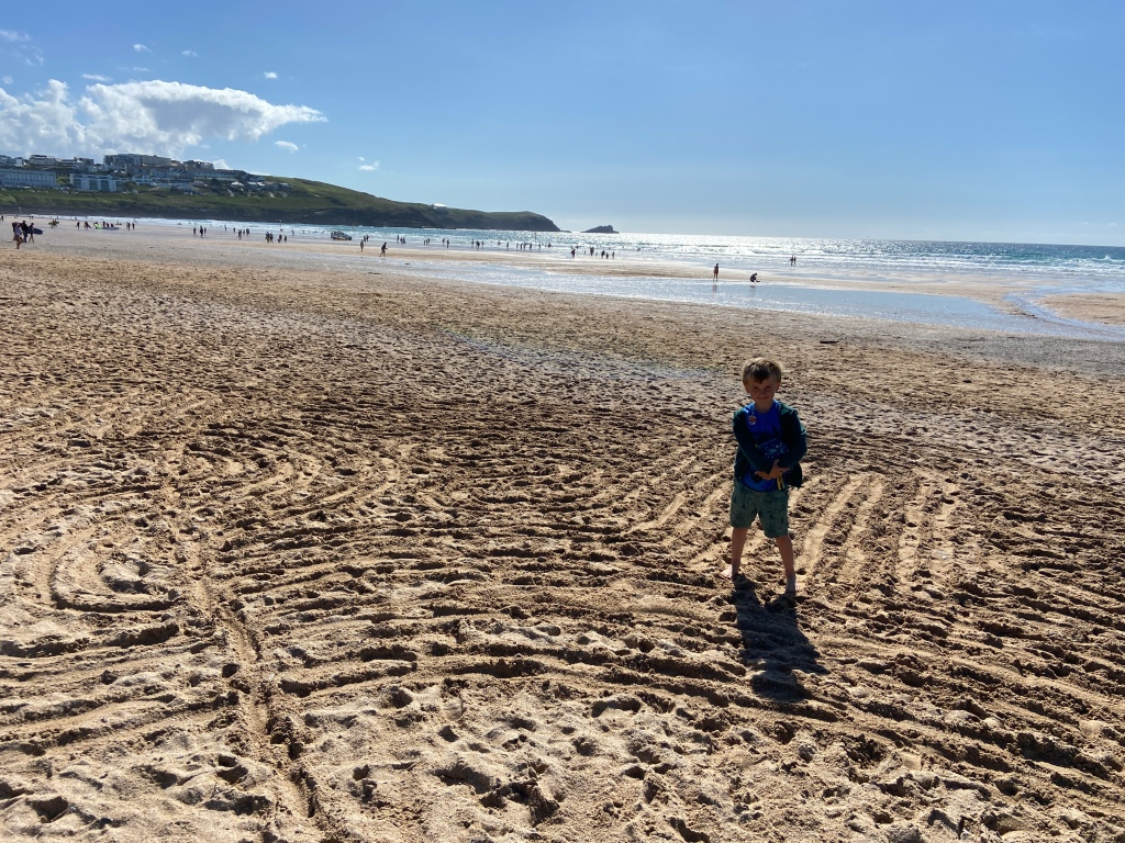 Newquay and Fistral Beach