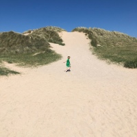 Family travel diary: Half term holiday exploring Cornwall's north coast from The Towans to Fistral beach