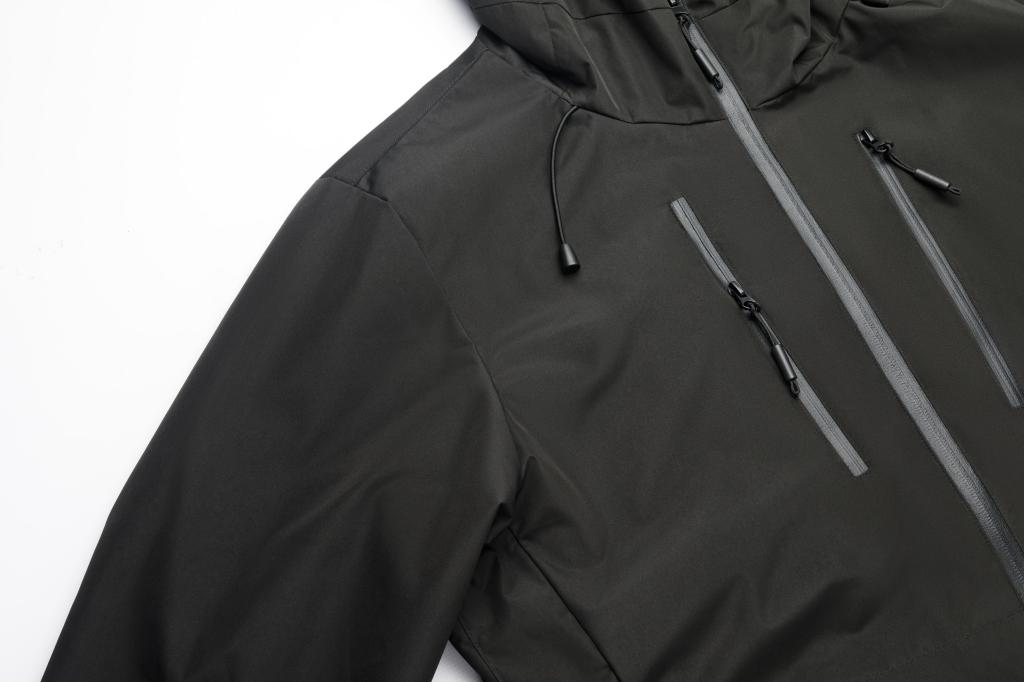 all climate multi pocket travel jacket GAMMA