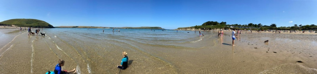 Daymer Beach