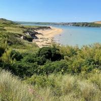 Daymer Beach to Brea Beach: coastal path walk with stunning views!