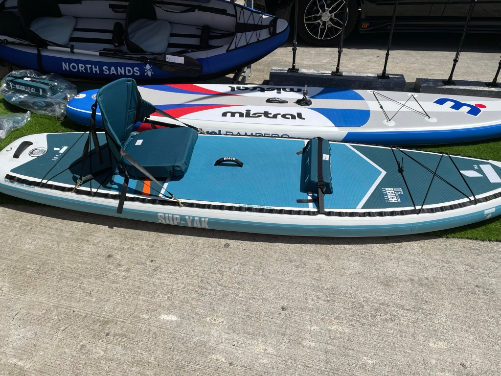 sup yak paddle board kayak two in one