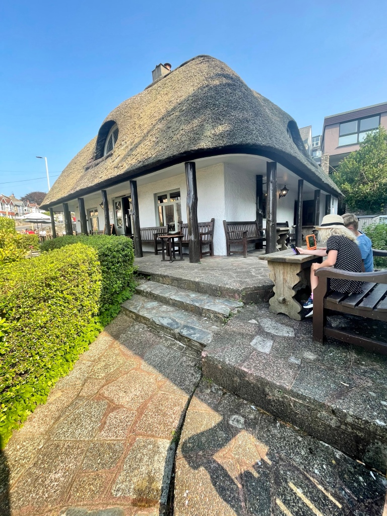 the thatched inn pub ilfracombe